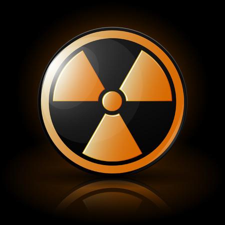 radioactive sign: Inicio de sesi�n radiactivo
