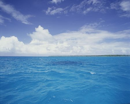 Вид на море Фото со стока