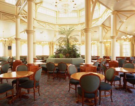 emptiness: Interior View