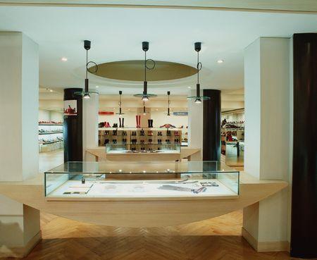 arrangment: Interior View