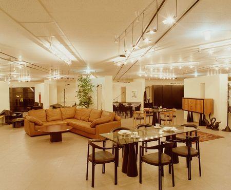 furniture shop: Interior View