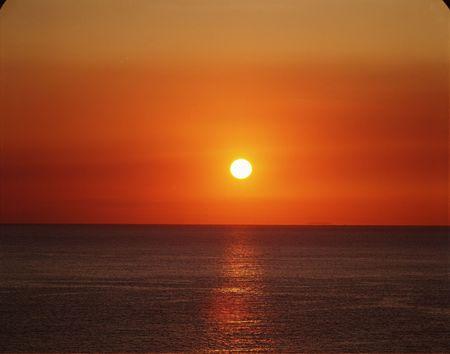 Sunset Фото со стока