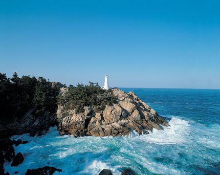 Korean Landscape 版權商用圖片 - 274090