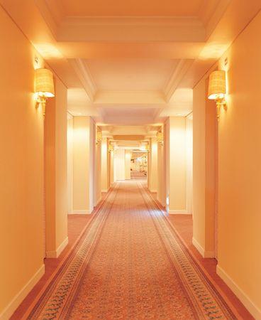 Corridor 版權商用圖片