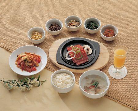 Korean Food Stock Photo - 283239