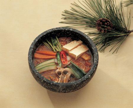 Korean Food 版權商用圖片 - 283011