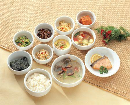 Coreano alimentare