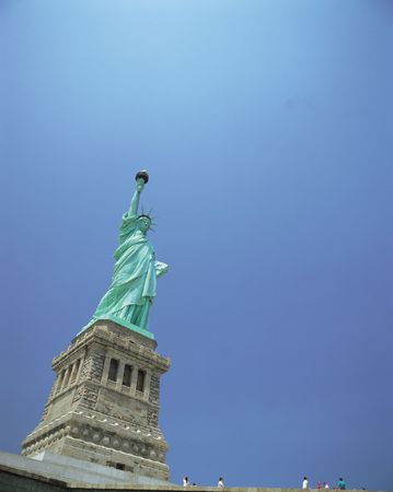 Statue of Liberty Stockfoto