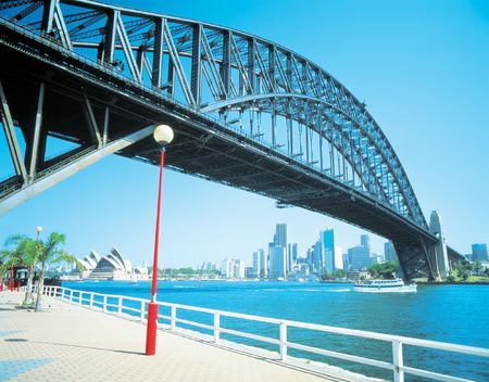 Sydney Bridge Outdoors
