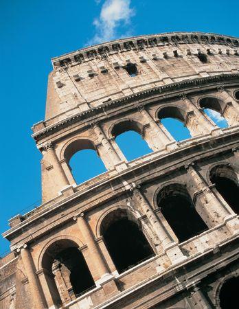 Colloseum in Rome Фото со стока