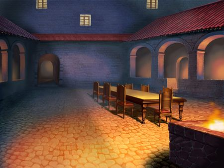outdoor dining: Outdoor Dining