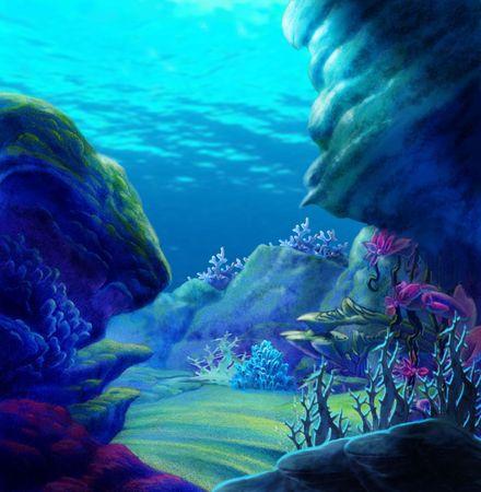 Onderwater Planten