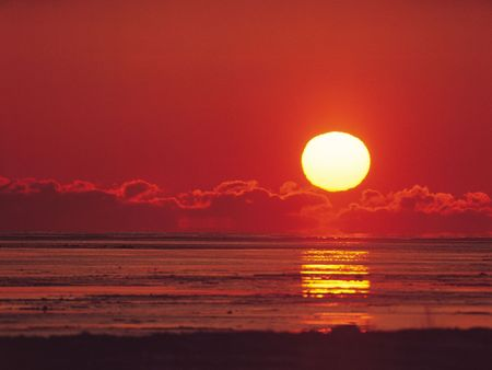 Zon en Dawn