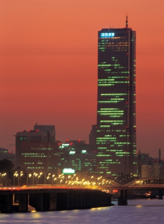Korea Skyscraper