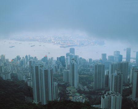 dark city: Dark City View