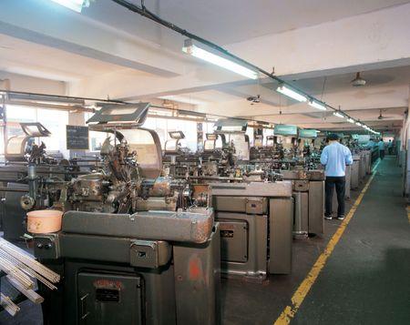 asamblea: Persona en la f�brica