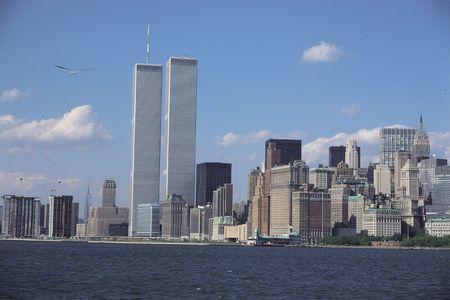 Twin Towers Sea