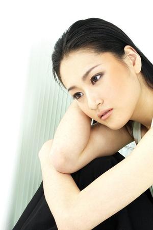 Portrait of a Korean Woman Stock Photo - 10085620