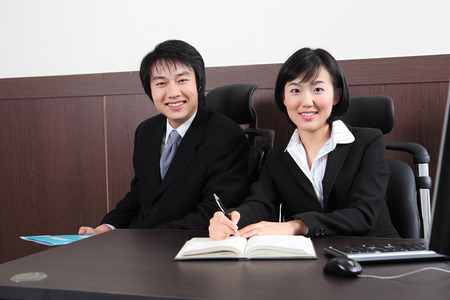 front desk: Business Group III