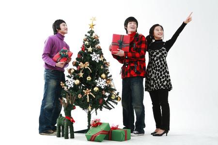 Christmas of Teenagers