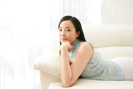 family sofa: Women and the rest