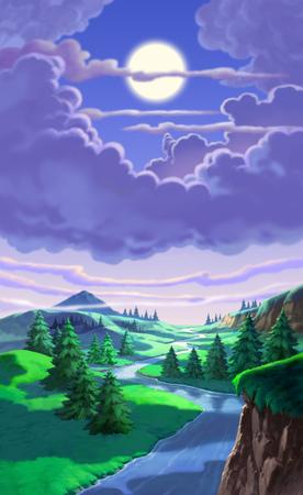 Illustration and Painting Reklamní fotografie