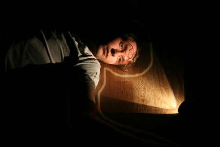 dead body lying on floor