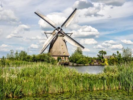 windmill Zdjęcie Seryjne