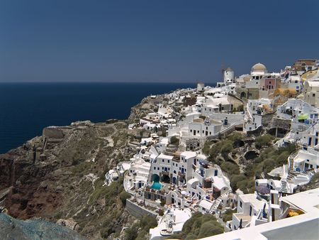 Santorini - Oia photo