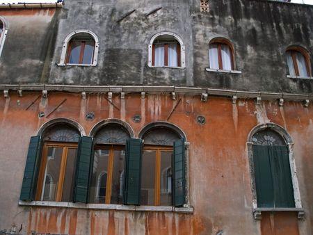 sain: The city of venice in italy. Stock Photo