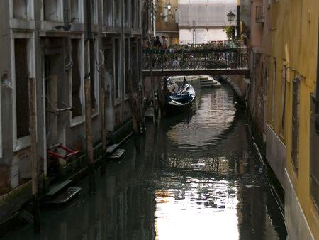 sain: The city of venice in italy Stock Photo