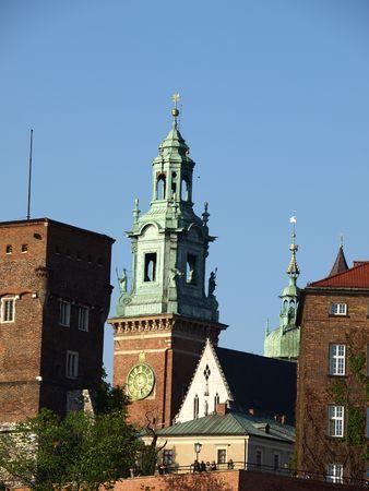 wawel:          Wawel Hill - Krakow