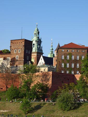 largest:         Wawel Hill - Krakow