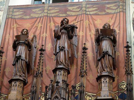 Cracow - The Holy Trinity Church photo