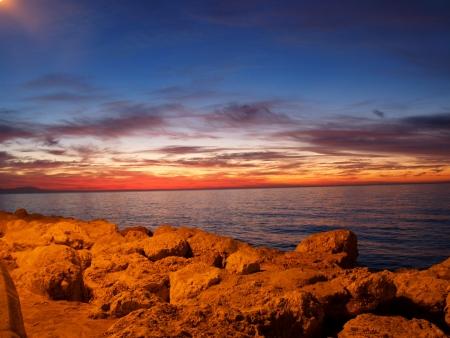 Torremolinos - Costa del Sol          Stock Photo