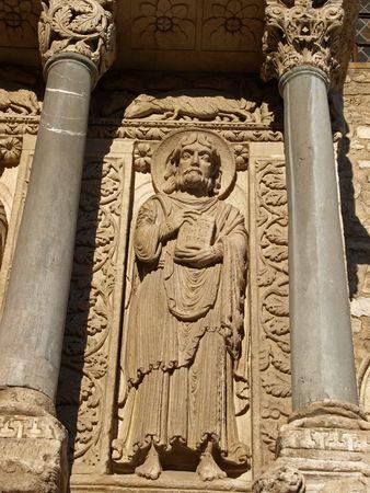 arles: Arles - The Church of St. Trophime
