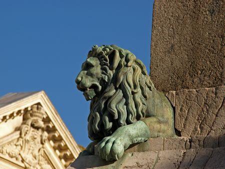 arles: Arles - Place de la Republique          Stock Photo