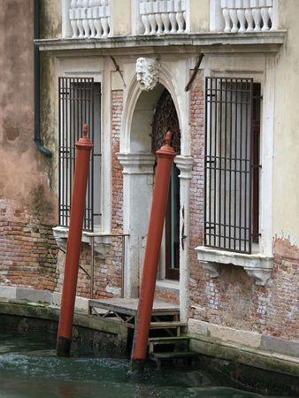 lido: Venice - Italy        Stock Photo