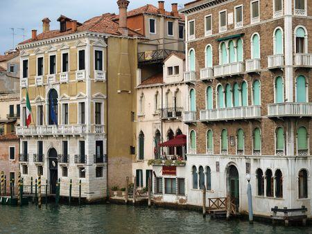 grande: Venice - Canal Grande          Stock Photo