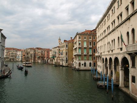 grande:  Venice - Canal Grande
