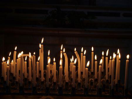 Volterra - Duomo interior  Editorial