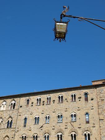 priori: Volterra - perla medioevale della Toscana  Archivio Fotografico