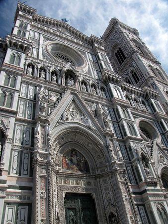 Basilica of Santa Maria del Fiore - Florence Stock Photo - 6770366
