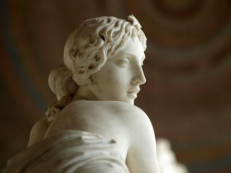 art museum: Camposanto di Pisa: Dettaglio dalla tomba di Ottaviano Fabrizio Mossotti (1791-1863), astronomo, fisico e matematico italiano. La figura reclinabile rappresenta la scienza. Bellezza delicata immortalato in marmo  Archivio Fotografico