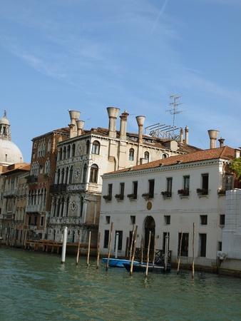 grande: Venice - Exquisite antique buildings along Canal Grande