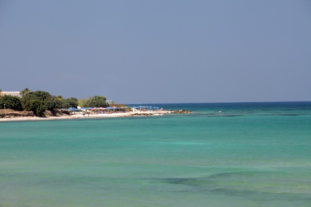 kos: Mastichari beach on Kos Island, Dodecanese  Stock Photo