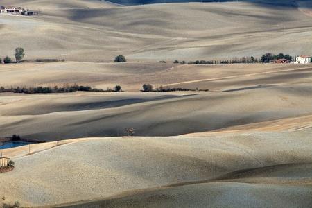 The landscape of the  Tuscany. Italy Stock Photo - 11471460