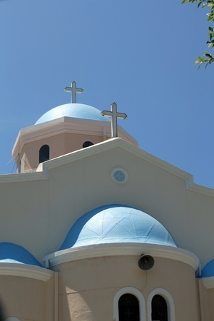 kos: The church of Agia Paraskevi in Kos town