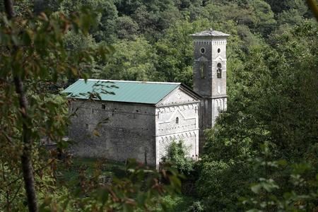 Isola Santa - The ancient medieval village. Tuscany , Italy Stock Photo - 12027701
