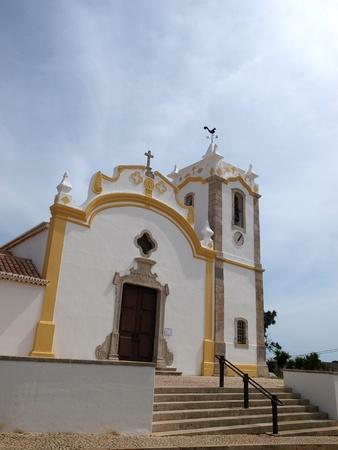 senhora: Nossa Senhora da Conceicao church in Vila do Bispo, Algarve, Portugal